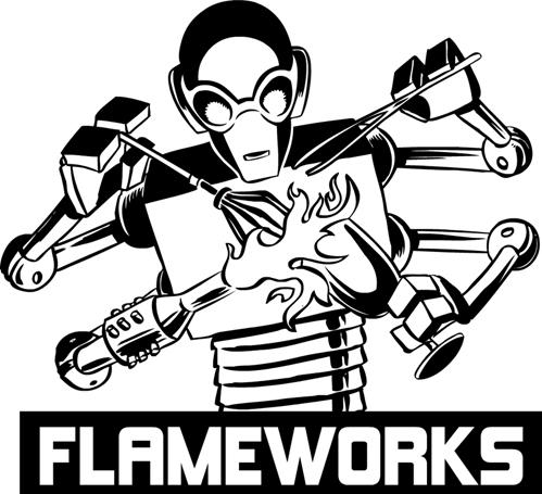 Flameworks Logo