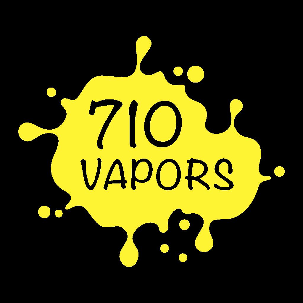 710-vapors-logo-yellow-on-transparent