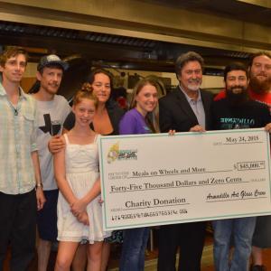 2015 Armadillo Donation